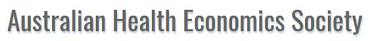 Australian Health Economics Society Logo